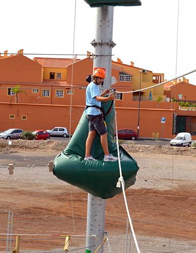 Climbers, Los Cristianos