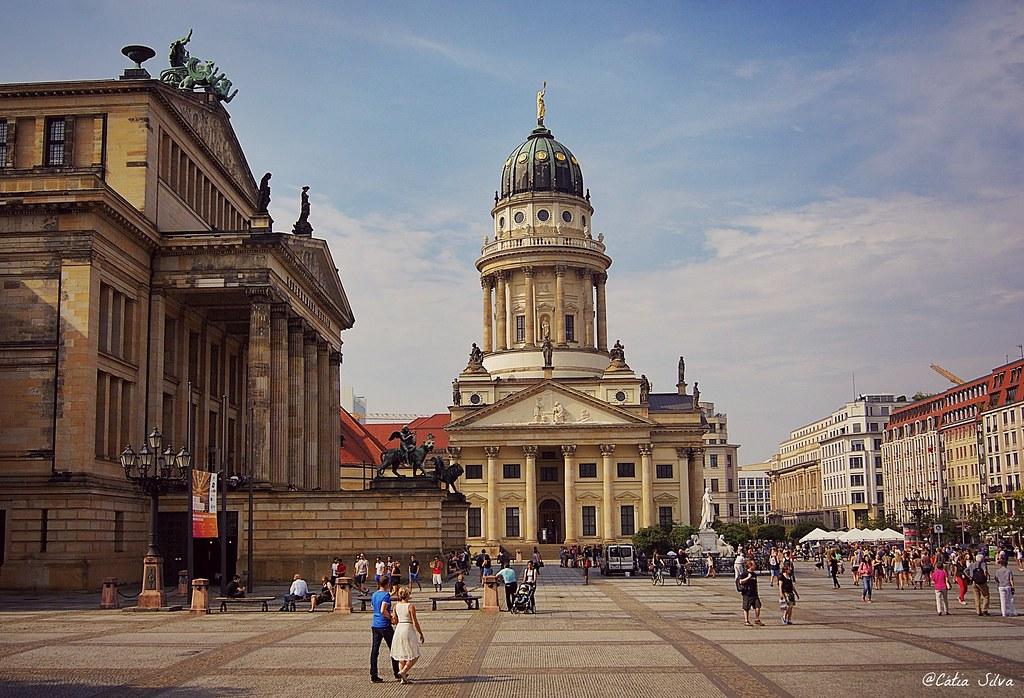 Around Berlin (16) Gendarmenmarkt