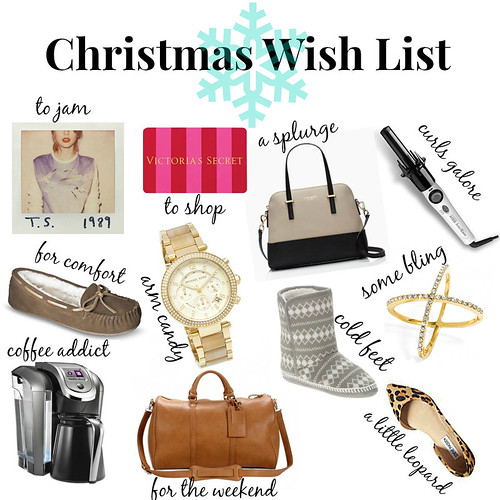wish list 2014