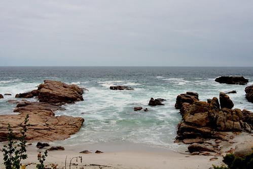 The shores of  Lamberts Bay