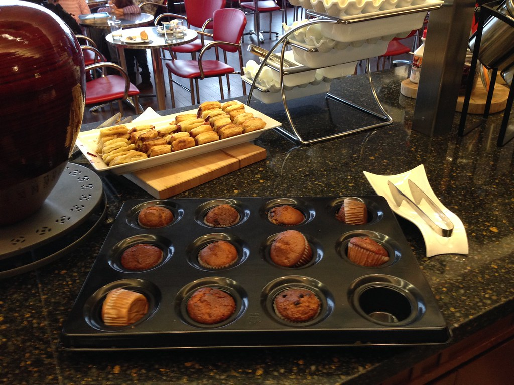 Muffins and Pastries