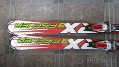 Prodám sjezdové lyže Fischer RX 3 - titulní fotka