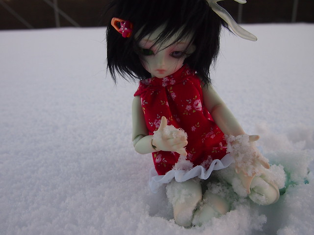 Red and White ~
