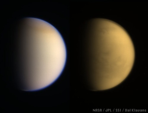 Above and Below Titan's Atmosphere #12