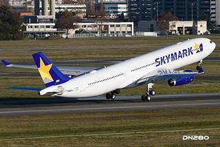 Skymark A330-343 msn 1574