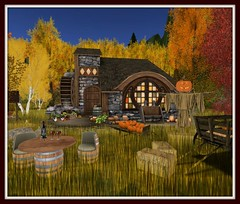 Fall's Cabin in the Woods