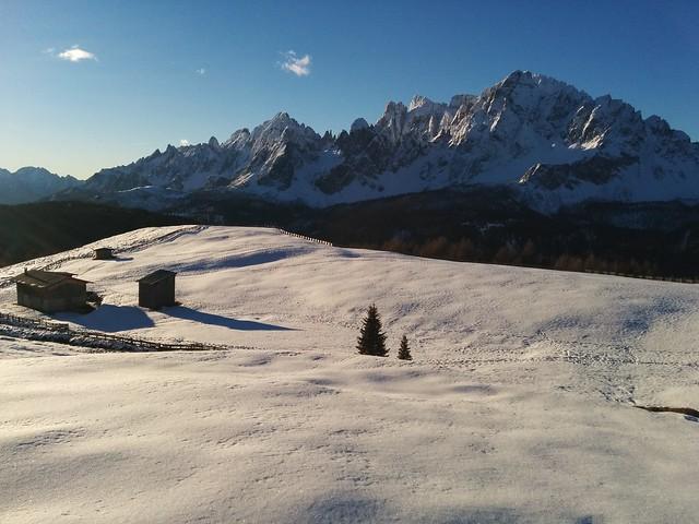 Klammbach Alm mit herrlichem Panoramablick
