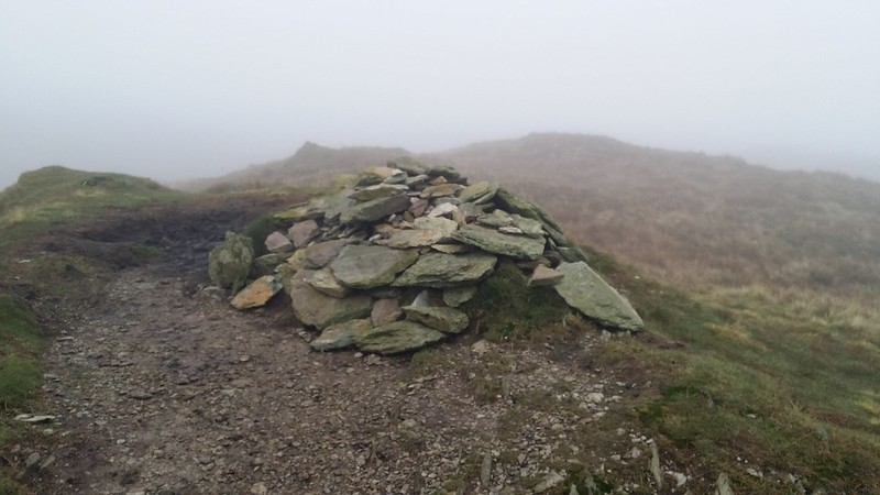 On one of the summits of Wansfell #sh