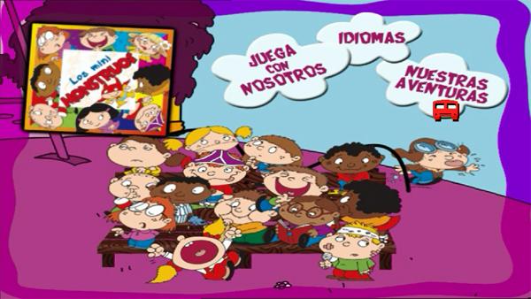 15925781641 eb6ed614e1 o - Los Mini Monstruos 1 [DVD5][Castellano, Ingles][1998][1Fichier-Mega]