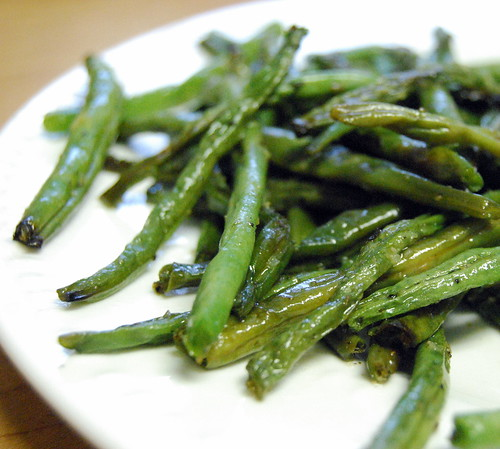 Roasted Green Beans-001