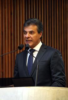 01/01/2015 - Solenidade de posse do governador Beto Richa e da vice-governadora Cida Borghetti