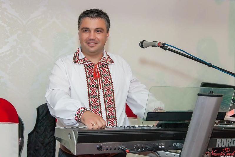 """Оркестр """"СТИЛЬ"""" Александр Ляху  и Лилиана Соричь"""