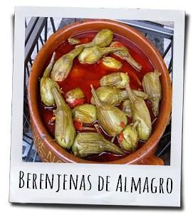 De Almagro aubergine