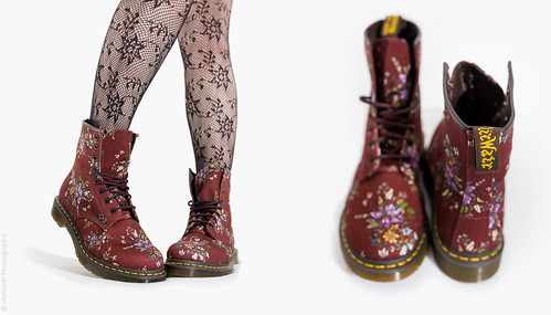 These boots were made for stomping // 09 01 15