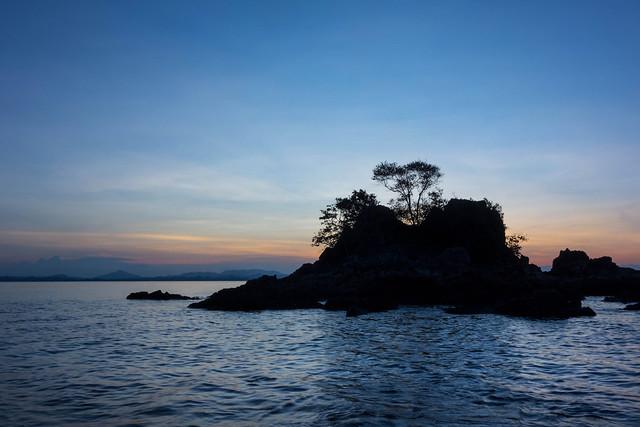 Little island Pulau Kapas