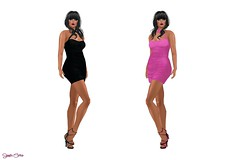 190 - Laras dress (feat. DaneMarkZ & Rowenas Designs)