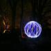 Magic Ball by JanLeonardo - Light Painting Artist