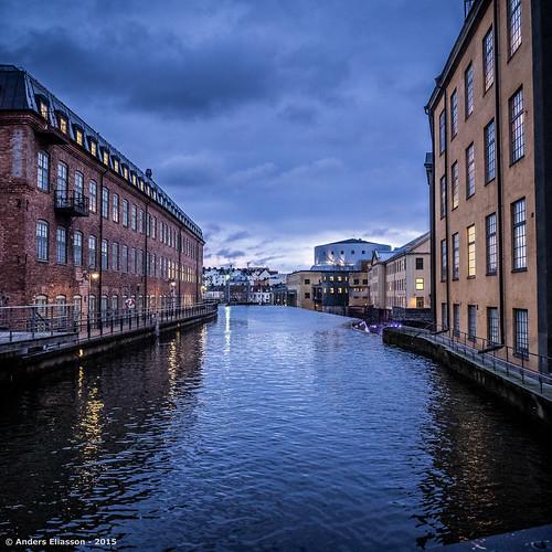 blue sky color water sverige norrköping östergötlandslän olympusomdem1 olympus1240mmf28mft