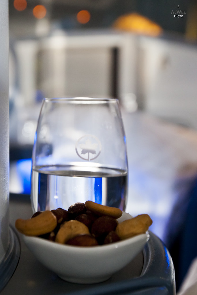 Warm Nuts and Water