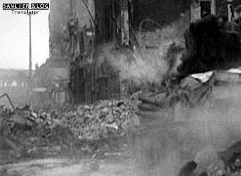 坦克战:活活烧死17