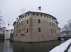 2015.01 SUISSE - Argovie - Château de HALLWIL