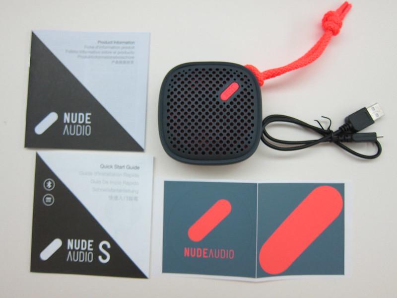 NudeAudio Move S - Box Contents