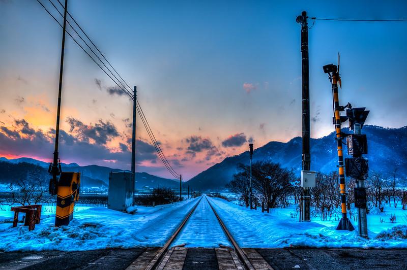若桜鉄道『HDR』