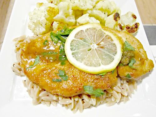 Lemon Chicken Piccata3