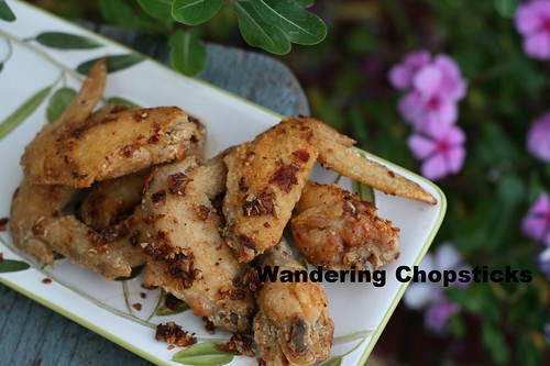 Chinese Deep-Fried Chicken Wings with Spicy Salt 10