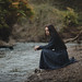 By the river by Sarah Gallaun