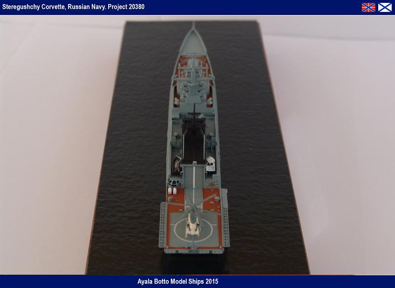 Corvette Russe Steregushchy 530, Project 20380 - Gwylan Models / Combrig 1/700 16437425390_cc92cb36ce_b