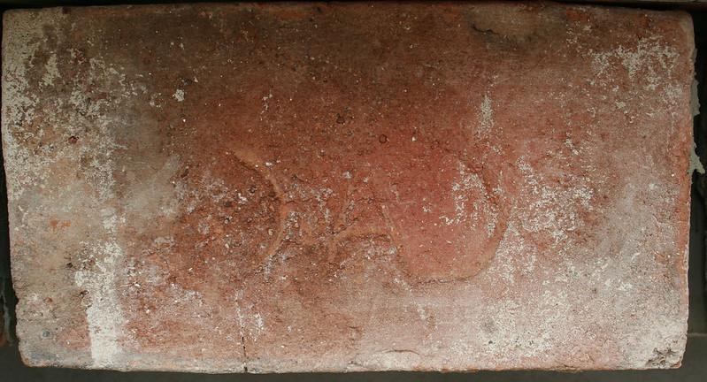 Old brick texture 40