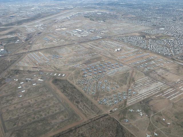 Davis Monthan Airfield