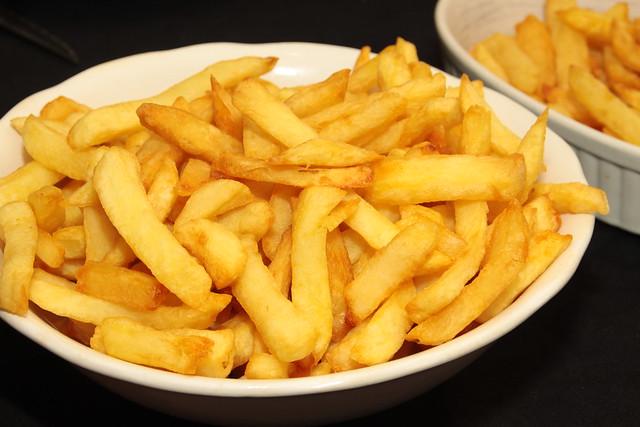 Vlaamse frieten...