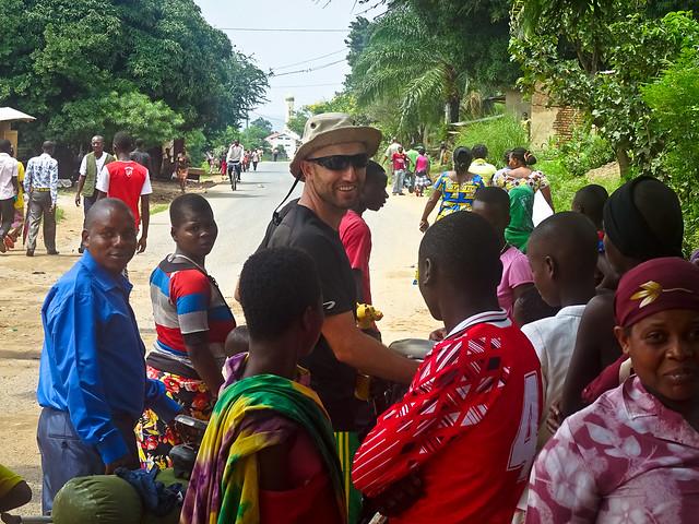 Burundian curiosity