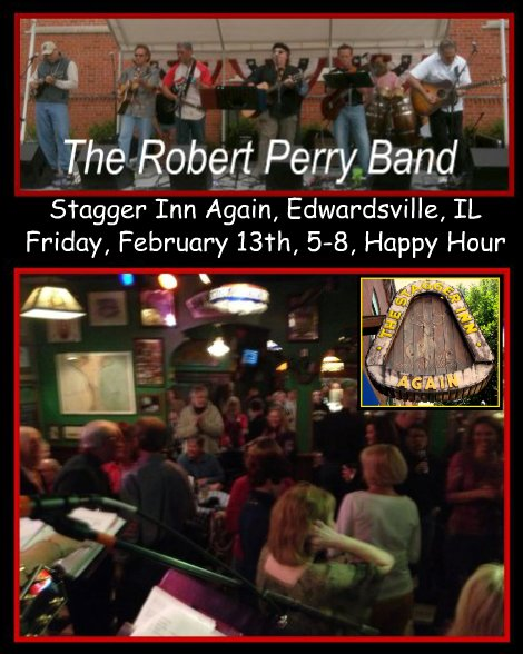 Robert Perry Band 2-13-15