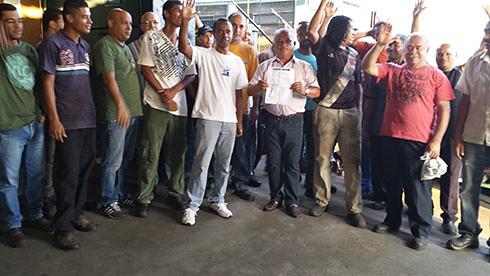 Mobilização nas fábricas para o 28 de Janeiro – Dia Nacional de Lutas