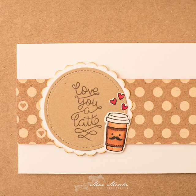 Card Love you a latte 2