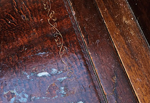 Writing Desk -  Happy Tuesday's Textures!!!