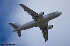 OE-LIP - 3632 - Tyrolean Jet Services - Airbus ACJ319 A319-115CJ - Luton M1 J10, Bedfordshire - 2015 - Steven Gray - IMG_4741