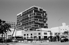 Hyatt Centric South Beach Construction