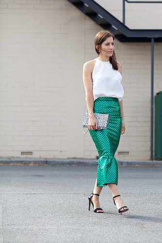 Jay by Jessica Reeves, WA designer, mermaid skirt