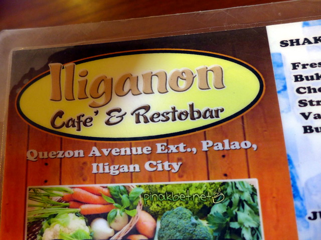 Durian Shake at Iliganon Cafe & Restobar in Iligan City, Philippines