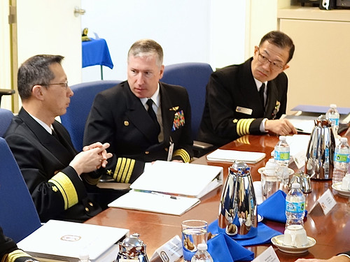 MCMRON 7 and JMSDF Focus on Combined Operations in Annual Mine Warfare Staff Talks