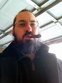 Eric Howton First Cigar of 2015