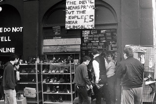 The little shoe shop.