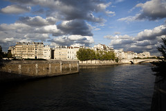 Seine Afternoon