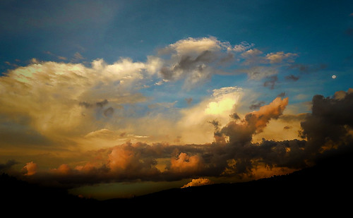 sunset clouds canon atardecer ecuador skies powershot cielo colourful chimborazo guamote sx700