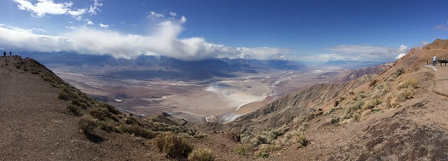 Panoramic View - Badwater Basin