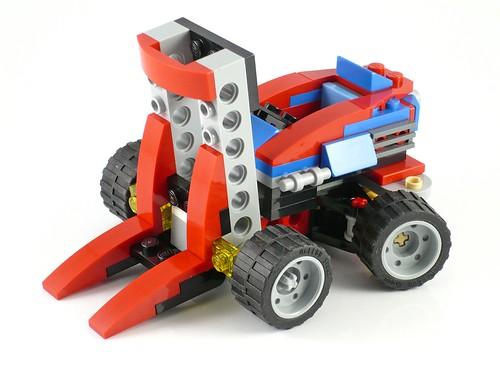 LEGO Creator 31030 Red Go-Kart 10